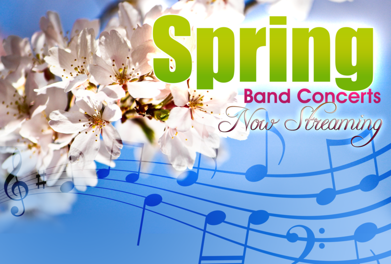 Spring Band Concert Featured Photo