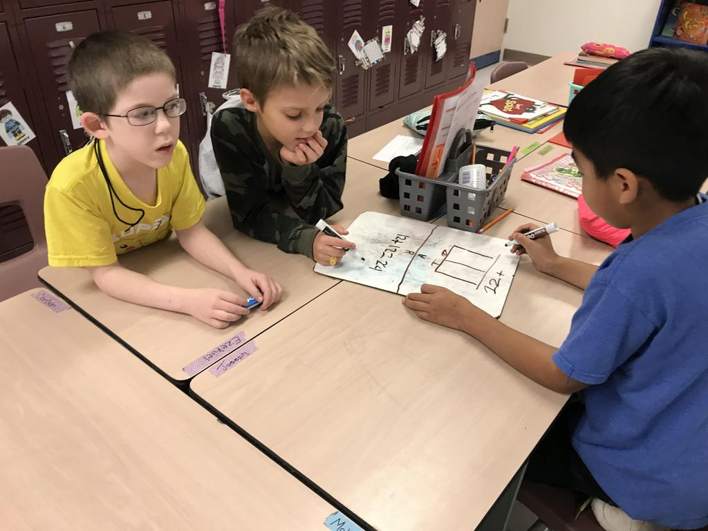 creating and solving financial literacy word problems