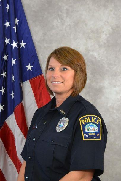 Officer Tina Jeffers