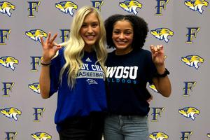 MM & AWH Signing Day