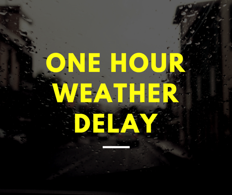 One-Hour Delay Featured Photo