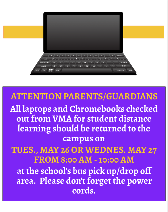Laptop & Chromebook Return