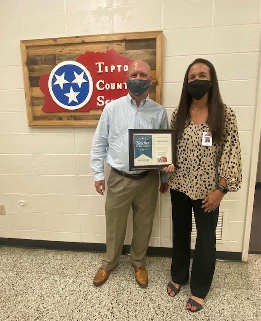 American Fidelity September Teacher of the Month Featured Photo