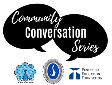 SAVE THE DATE: Community Conversation Series Thumbnail Image