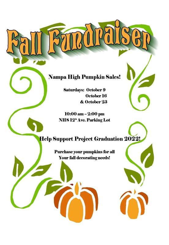 Pumpkin Sale Flyer