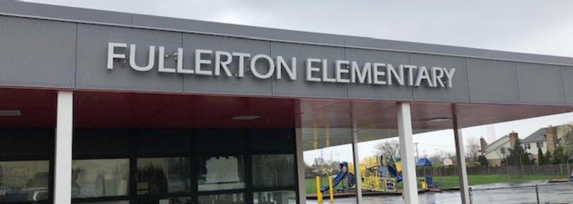 Fullerton Elementary School -  Home of the Lions!