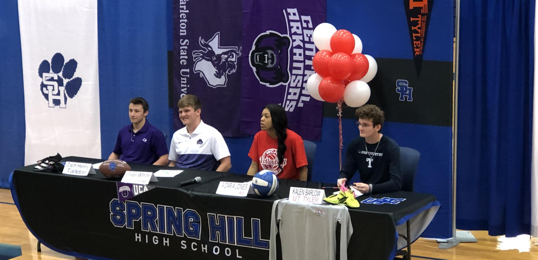 2019-20 College signings