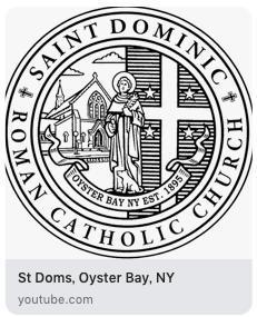 St Dominic's R. C. Church Palm Sunday & Holy Week
