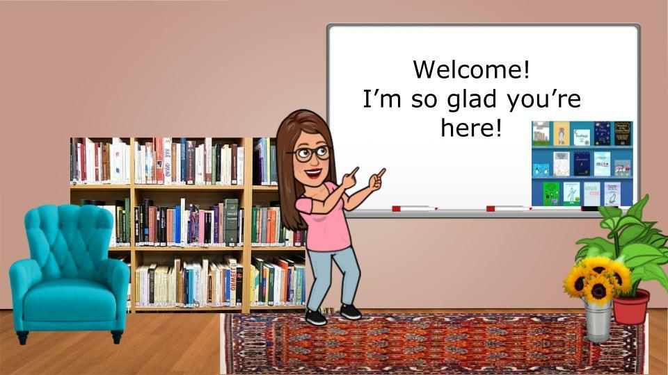 Welcome! I am so glad you are here!