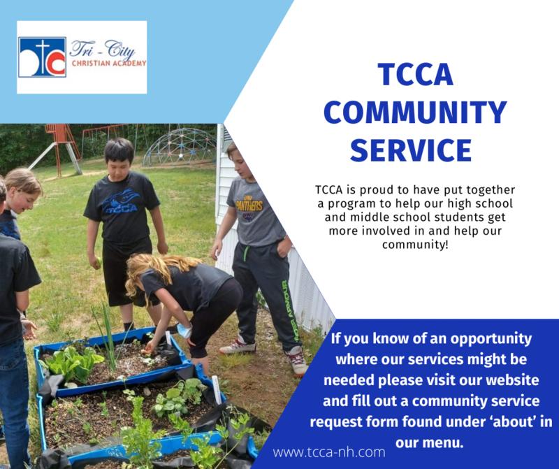 TCCA Community Service Featured Photo