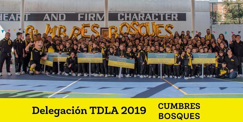 Delegación TDLA 2019 AGUSACALIENTES Featured Photo