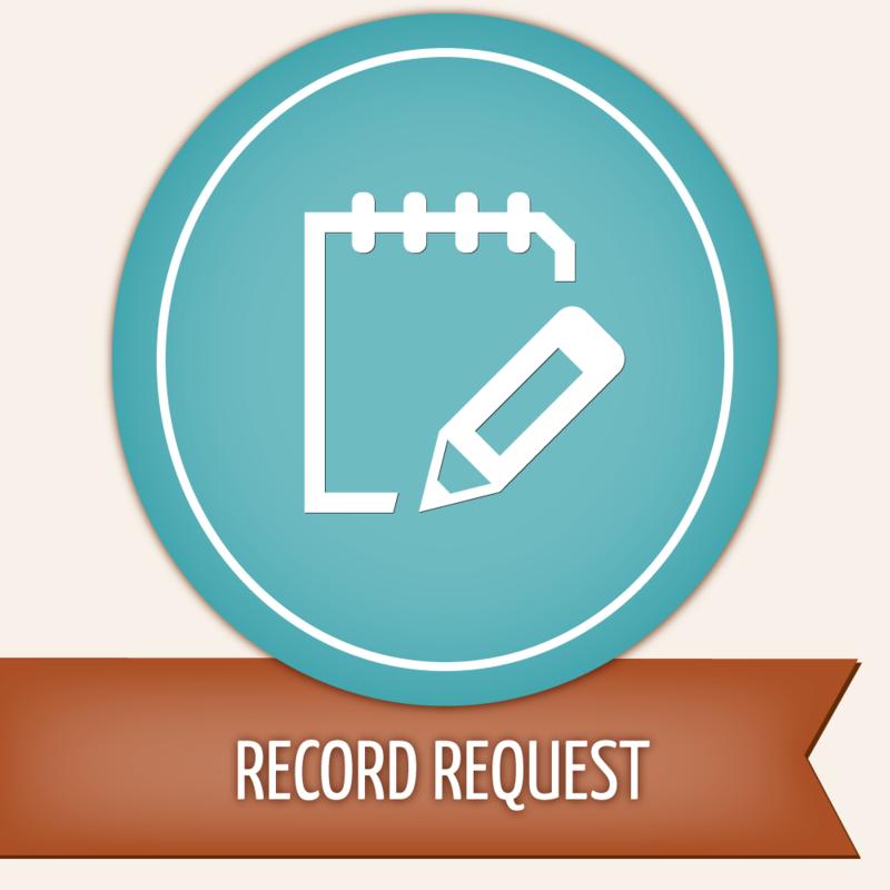Record Request