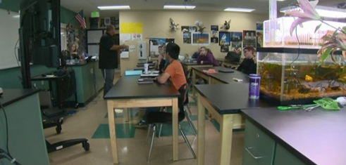 Cañon City High School wins Succeeds Prize for excellence in STEM education