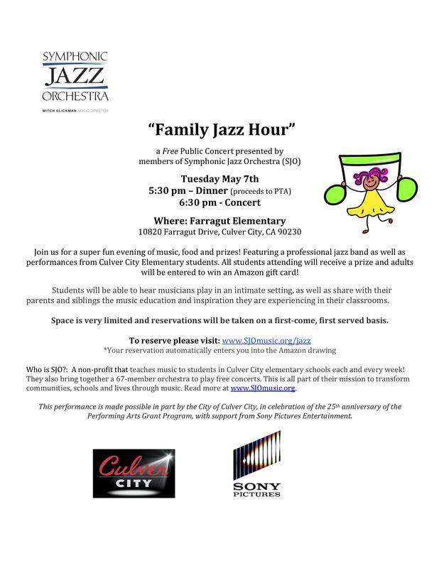 Family Jazz Hour Featured Photo