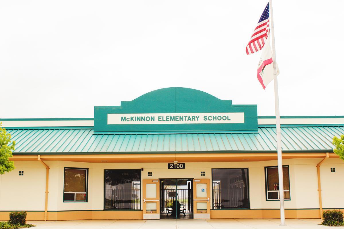 McKinnon School Exterior