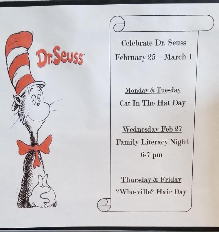 Dr.Seuss Week Thumbnail Image