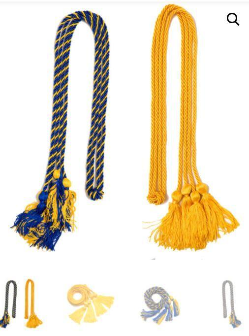MKHS Approved Cords & Stoles Featured Photo