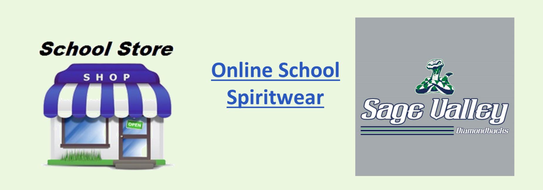 School Store Spiritwear
