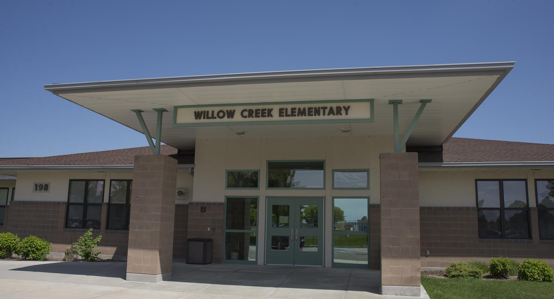 Willow Creek exterior.
