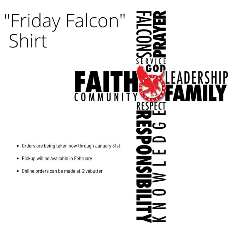 Friday Spirit Shirts Featured Photo