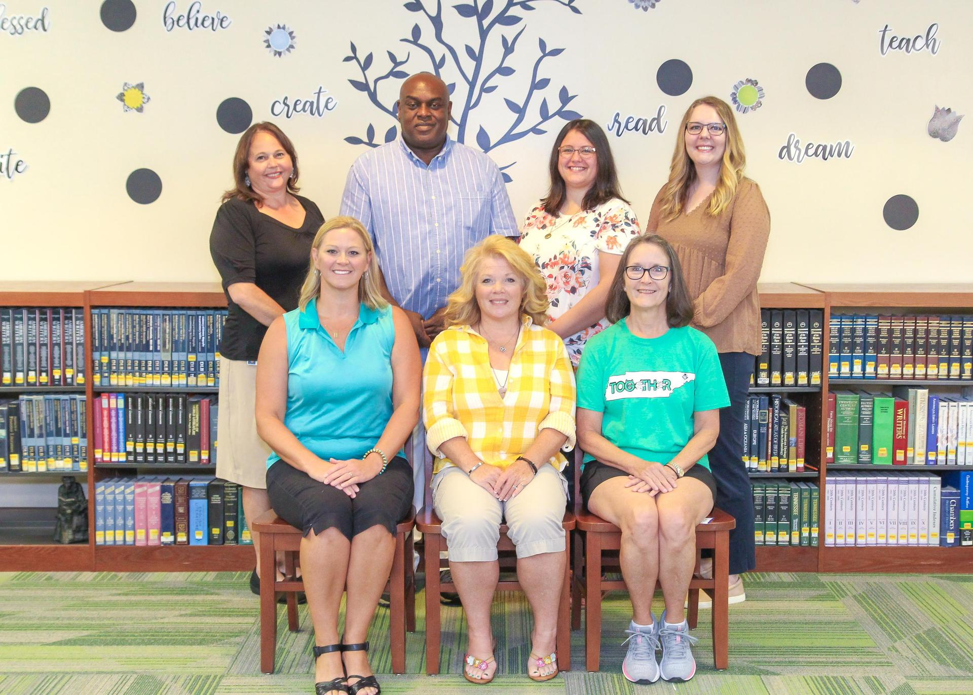 Counseling Office Staff