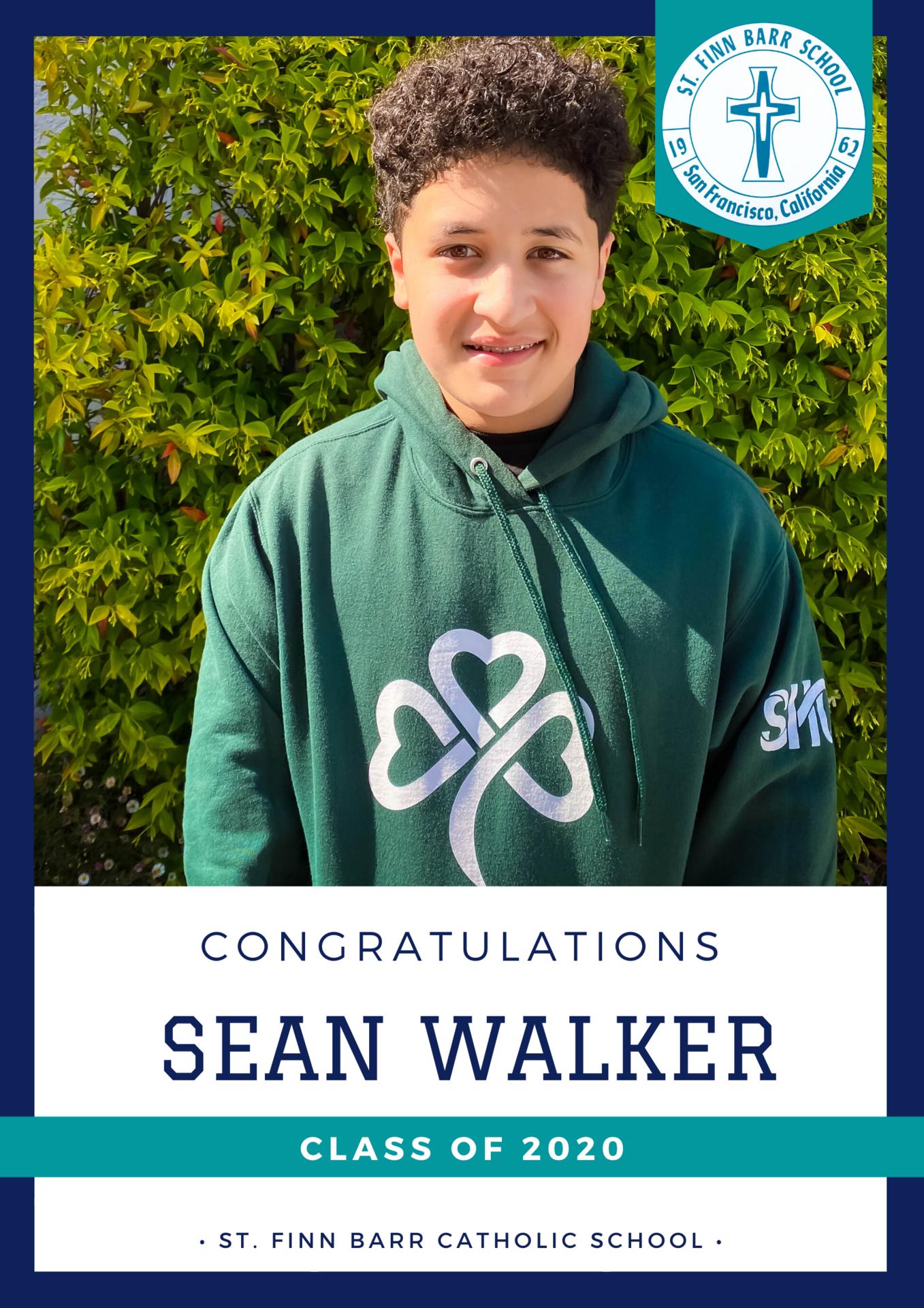 Sean Walker Spotlight