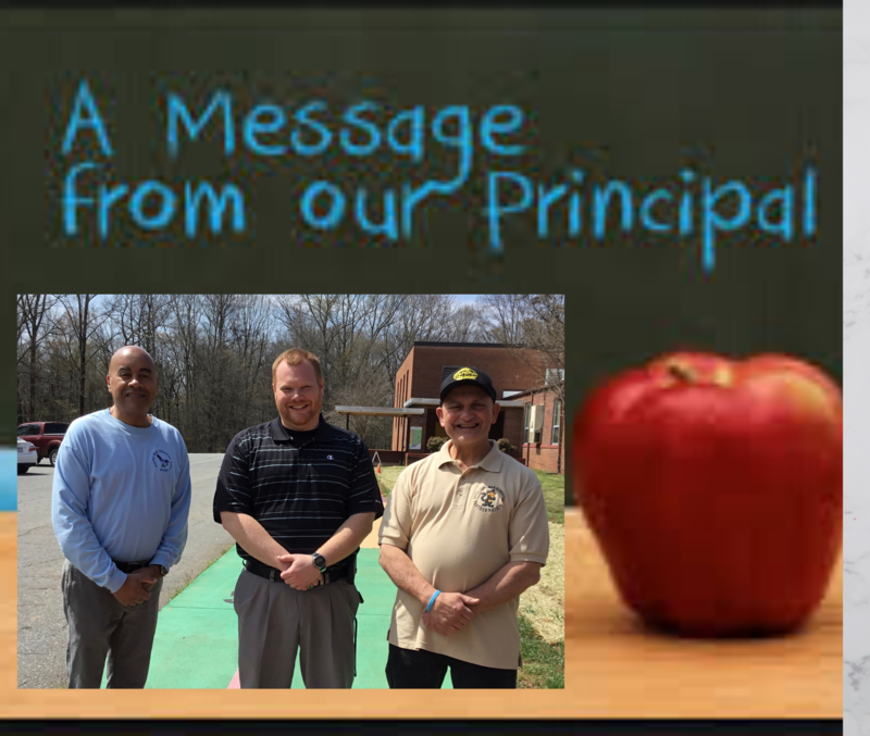 A Message from the East District Elementary Principals Thumbnail Image