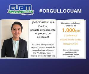 #OrgulloCUAM