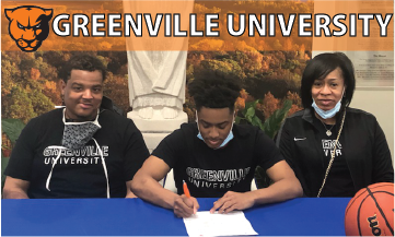 Harris signs letter of intent