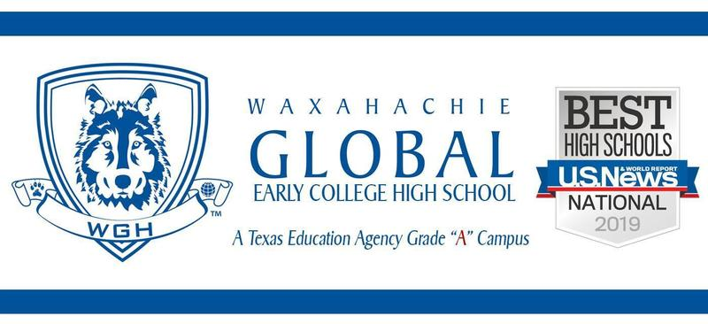 Global High School is an Early College High School, has earned US & World Report Best High School title, and earned the grade of A from the Texas Education Agency