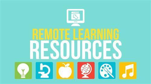 Parent Remote Learning Resources - Click Here To Access Featured Photo