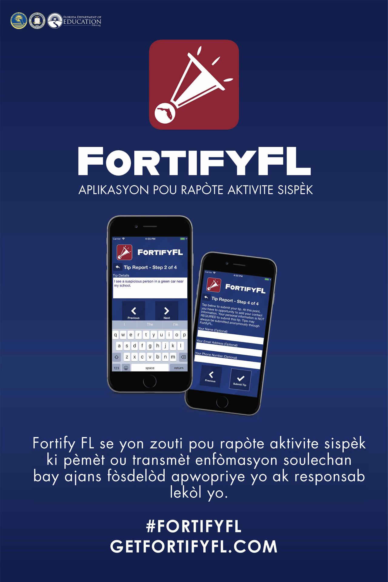 FortifyFL Haitian Creole