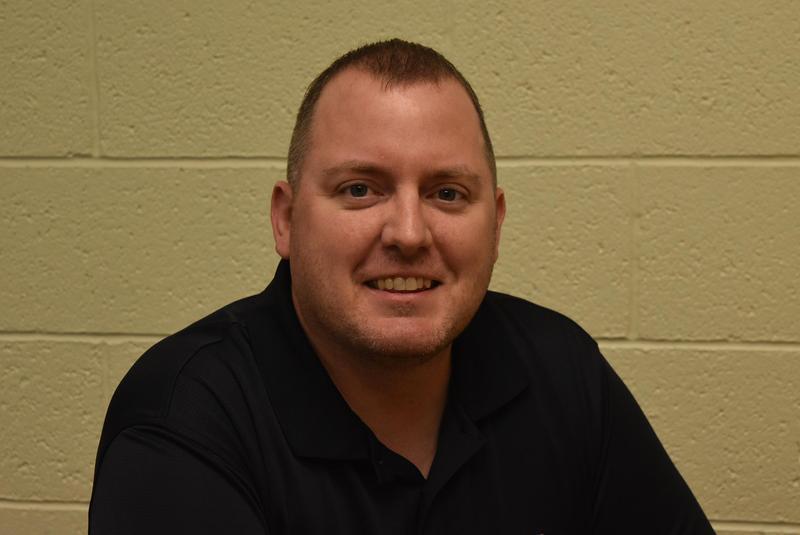 Randy Hawkins appointed assistant principal Thumbnail Image