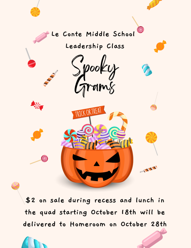 Spooky Grams for $$$$ Featured Photo