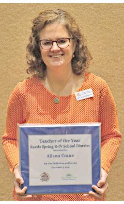 picture of Alison Crane