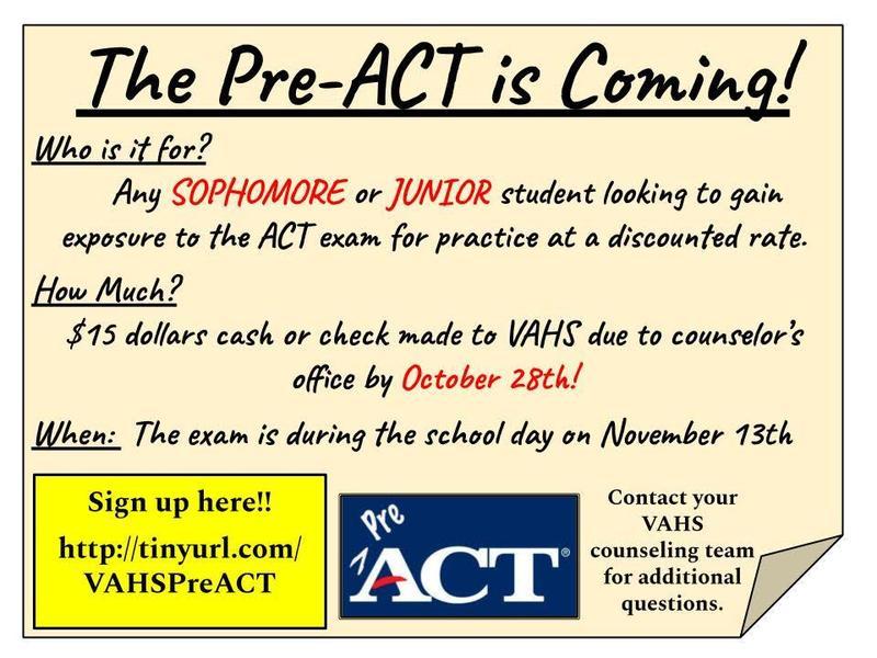 Pre-ACT coming soon! Thumbnail Image