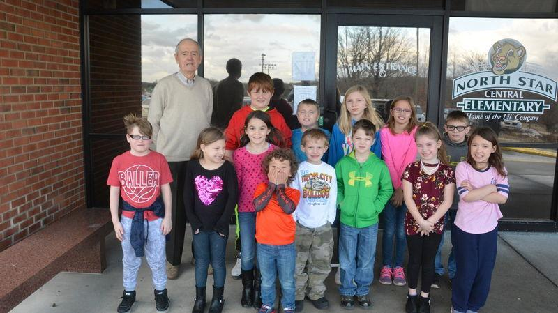 North Star Central Elementary Receives $16,500 Donation Featured Photo