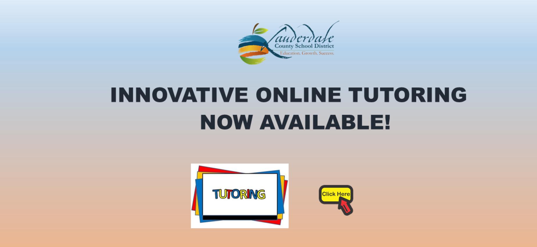 Online Tutoring Graphic