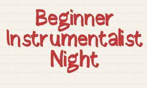 Beginning Instrumentalist Meeting
