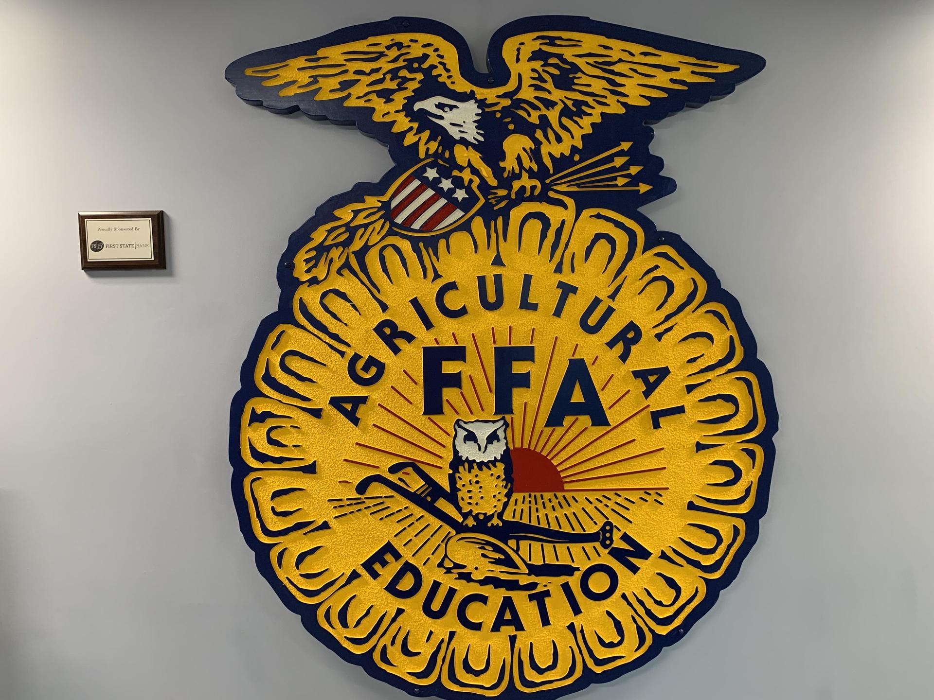 Agricultural Education FFA Seal