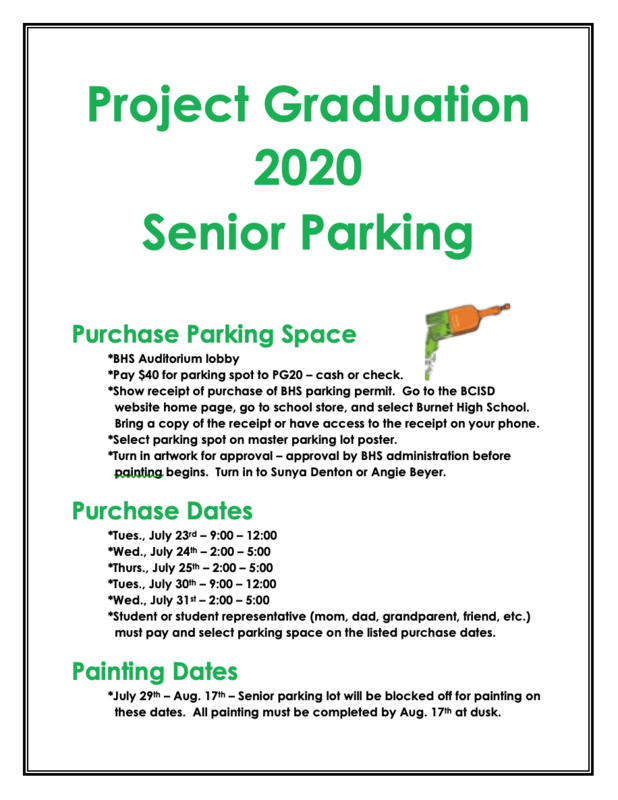 Senior Parking Pass Live! Thumbnail Image