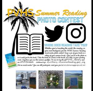 Summer Reading Photo Contest