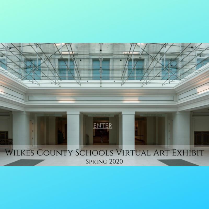 Click Here to Enter the WCS Virtual Art Exhibit Thumbnail Image