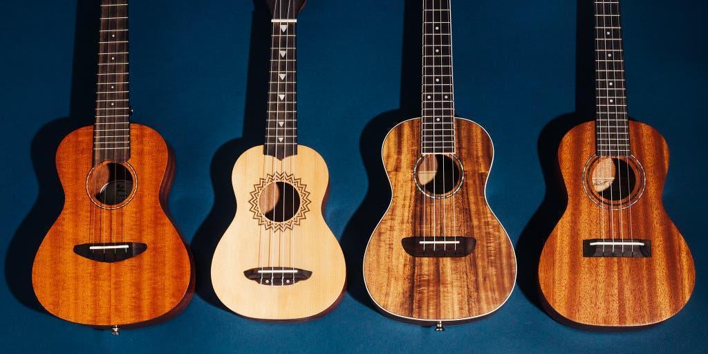 Ukulele Instruments