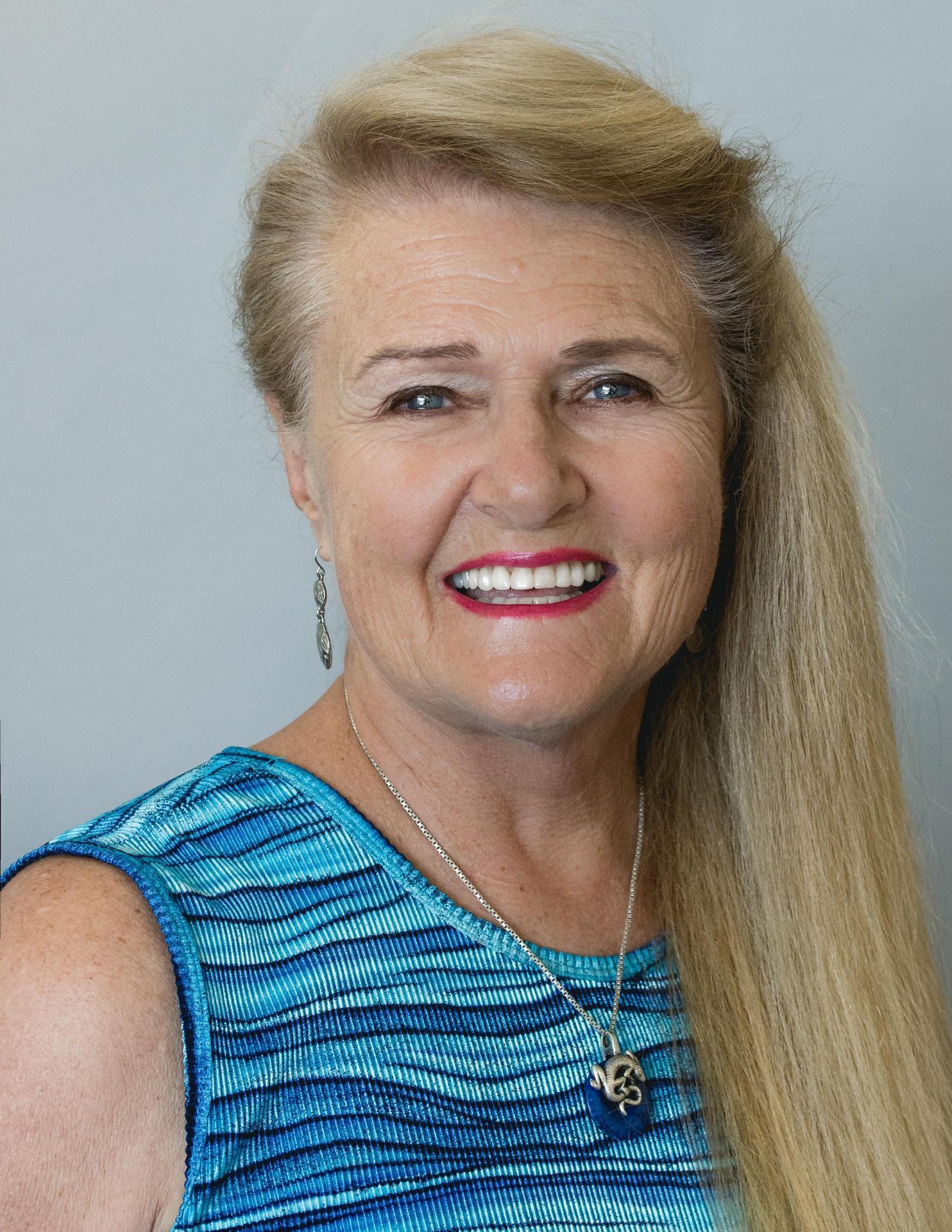 Board member Valerie Tudor