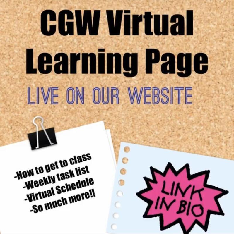 CGW virtual info flyer