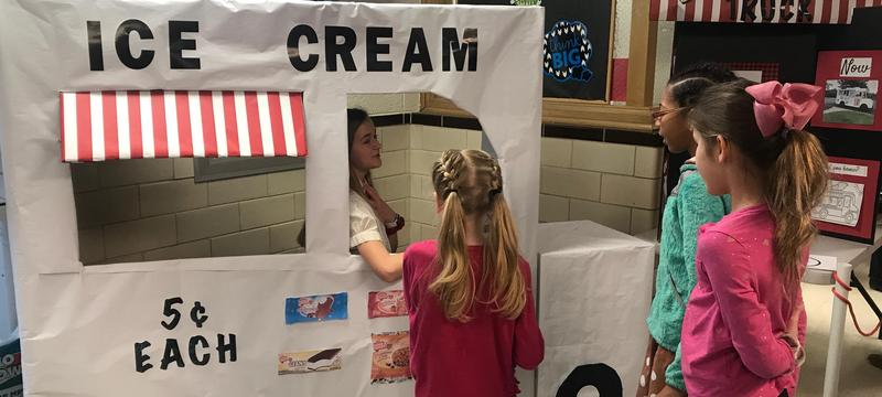 Eugene Field Students Bring History to Life With Wax Museum Featured Photo