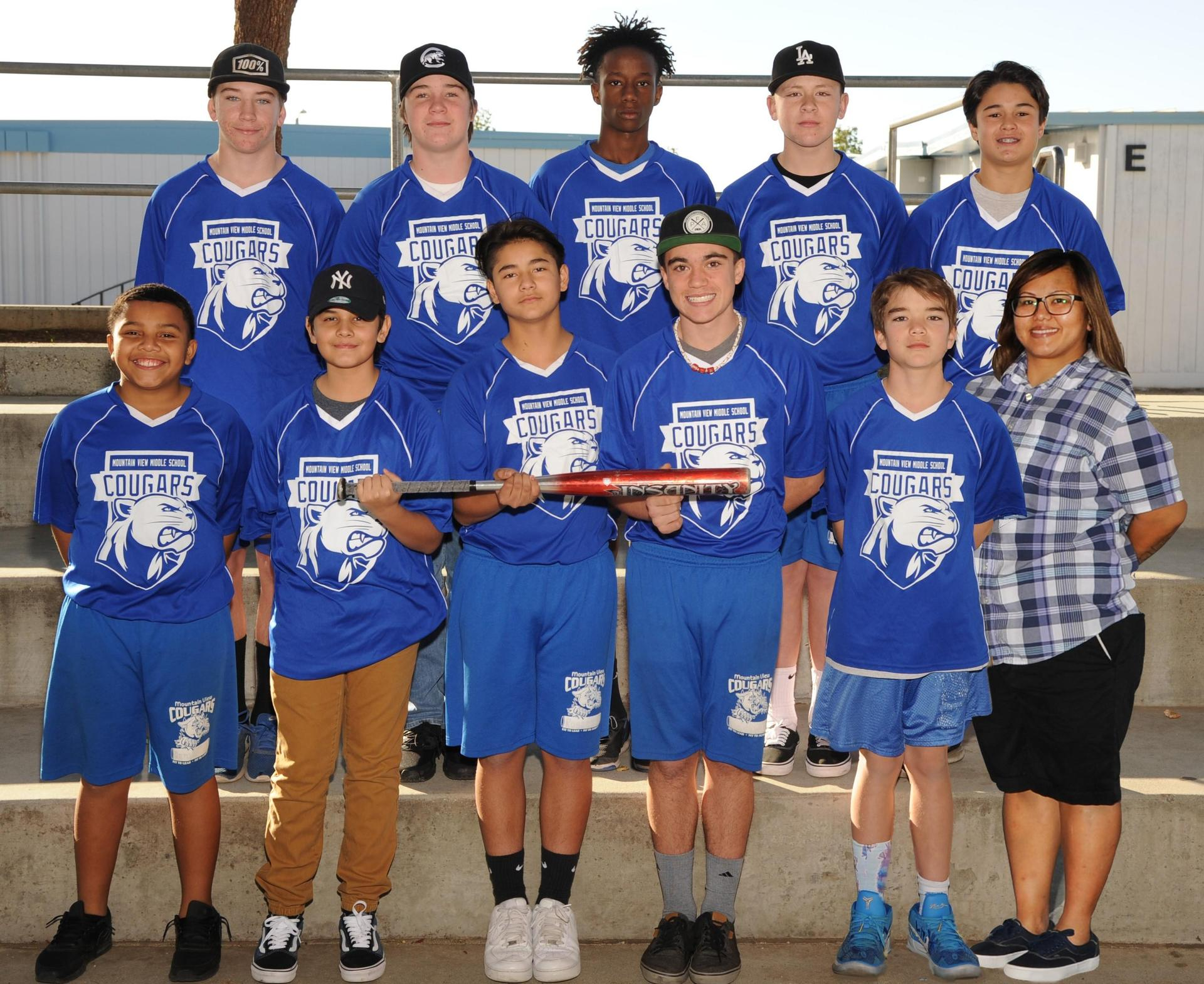 Cougar Athletics – Athletics – Mountain View Middle School