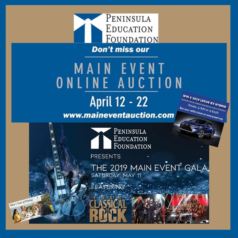 PEF Main Event Gala is coming! Thumbnail Image