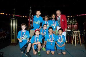 Washington School Team photo
